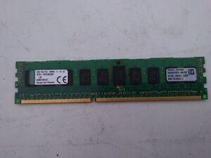 BARRETTE MEMOIRE 8GO DDR3 12800R ECC KINGTSON KTD-PE316S/8G (3639)