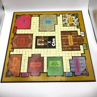 Clue Detective Game Board ONLY Vintage 1972 Edition Parker Brothers