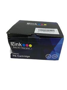 5 Pk EZInk Compatible Ink Cartridges Canon PGI270XL CLI271XL 270XL 271XL B C Y M
