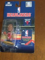 Scottie Pippen Chicago Bulls Mini Figure Corinthian Vintage Headliners NBA 1996