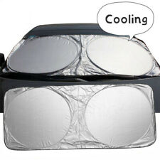 Black Silver Side Car Sun Shades Rear Window Sunshades Cover Mesh Visor Shield