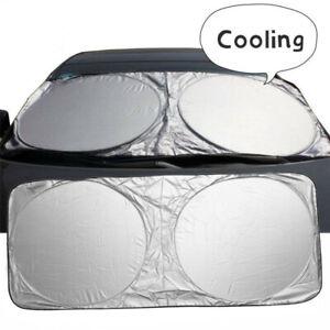 Black Silver Side Car Sun Shades Rear Window Sunshades Cover Mesh Shield