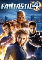 FANTASTIC 4 DVD ** DISC ONLY **