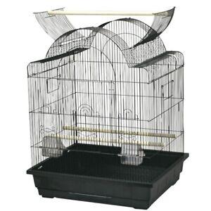 Kings Cages ES 2521 OP Open Top Bird Cage 25X21X30 Parrot Cockatiels Conures
