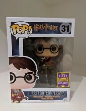 Harry Potter con scopa Ride #31 2017 Estate convenzione Esclusivo Funko Pop SDCC
