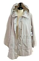 Old Navy Women's Water-Resistant Hooded Jacket for Women Size XXL - NWT