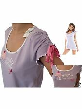 ANN SUMMERS NIGHTWEAR NIGHT SHIRT DRESS NAUGHTY BUT NICE SHORT & SEXY UK 10 / 12