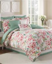 New Savannah Home Brighton 100% Cotton Euro Pillow Sham Green $50