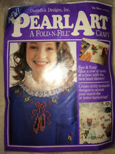 Pearl Art Kit Toe Shoes Ballet Slippers Art Craft Clothing Beads New