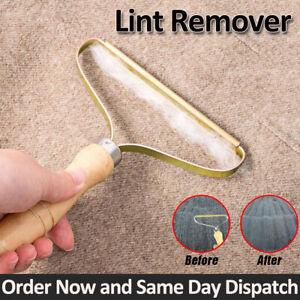 Lint Remover Clothes Fuzz Shaver Reusable Trimmer Manual Roller Carpet Portable