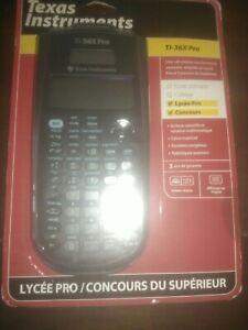 Calculatrice Texas Instruments TI-36X Pro, neuve emballée.