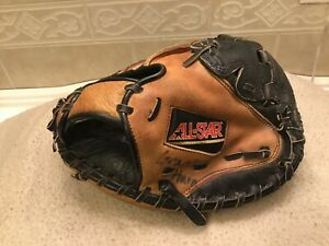 "All Star CM1010BT 32"" Young Pro Series Youth Baseball Catchers Mitt Right Throw"