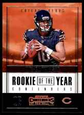 2017 PANINI CONTENDERS ROOKIE OF THE YEAR MITCHELL TRUBISKY RC BEARS #RY-1