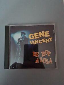 Gene Vincent – Be Bop A Lula - The Best of  CD Album