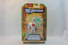 Mattel DC Universe Justice League Unlimited Action Figure 3.75 Captain Atom