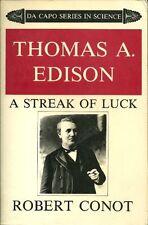 Thomas A. Edison (Da Capo series in science)