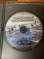 Sports Champions PS3  PlayStation 3   *DISC ONLY* PlayStation Move Required