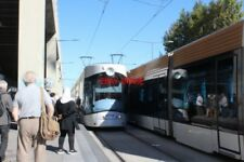 PHOTO  FRANCE TRAMS MARSEILLE ARENC LE SILO ROUTE T3