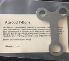 Peter Atwood Mini T Bone Steel Edc Tool