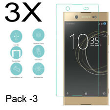 3x Tempered Glass Screen Protector For Sony Xperia XA1 G3123 G3116