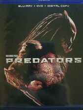 Predators (Blu-ray Disc and Art Only) Adrien Brody, Laurence Fishburne