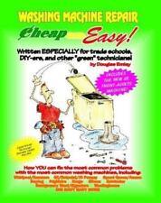 Cheap and Easy! Washing Machine Repair (Cheap and Easy! Appliance Repair Series)