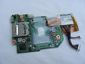 TOSHIBA TECRA R840 Z10 DAUGHTERBOARD WITH CABLES AND CMOS BATTERY SD USB 3.0