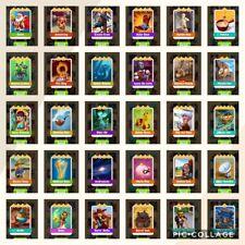 Coin Master 30  Rare Cards
