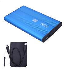 USB 3.0 2.5 inch SATA External Hard Drive Mobile Disk HD Enclosure/Case LED Box