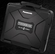 BLACK COBRA Panasonic Toughbook CF-31 • 480GB SSD • Touchscreen • DVD • 3 YEAR •
