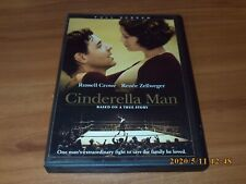 Cinderella Man (DVD, 2005, Full Frame)