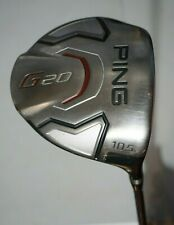 Ping G20 Driver 10.5° Regular Flex Graphite TCF 169D Right Handed RH 45-1/2""