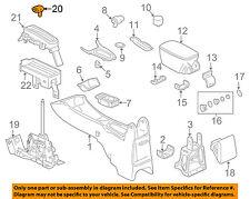 GM OEM Console-Shift Knob 22626540