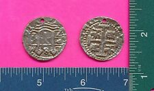 6 wholesale lead free pewter replica coin pendants 4080