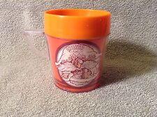1980 TAMPA BAY BUCCANEERS SCHEDULE CUP FRISCH'S BIG BOY PIRATE ROSS