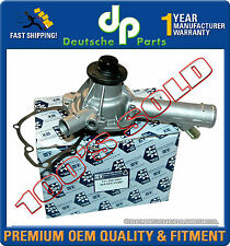MERCEDES W202 C220 C230 WATER PUMP + GASKET SET 1112004001 111 200 40 01