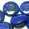 14mm Egyptian Lapis Lazuli Coin Gems Loose Bead 15''