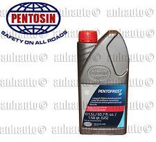 Pentosin Pentofrost SF Pink Antifreeze/Coolant  SF-G12, Pink Color (1.5 Liter)
