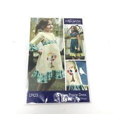 Indygo Junction By Amy Barickman Urban Prairie Dress Kids Sewing Pattern IJ923