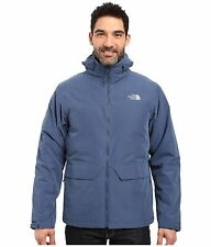 $260 The North Face Canyonlands Triclimate 3 in 1 Jacket in Blue, Warm Hooded XL