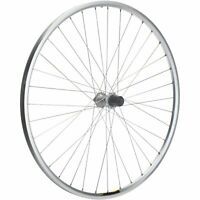 M Part Shimano Deore Mavic A319 DT Swiss P G 36 Hole Rear Wheel Silver - 700C