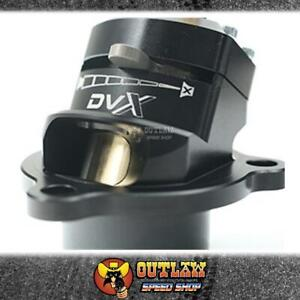 GFB DVX BOV/DIVERTER DUAL OUTLET VALVE FITS FORD FOCUS ST - GFB-T9654