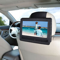 Car Headrest Mount for DBPOWER 9.5 Inch Portable and Swivel DVD Player - 9 Inch