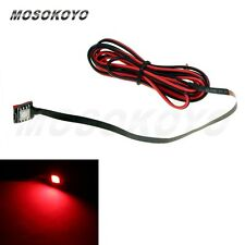 Red Devil Demon Angel Eyes LED Strips For Projector Headlights Retro Water-Proof