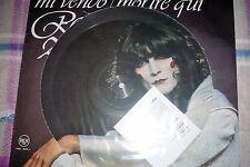 musica cd vinili, musica italiana Renato Zero mi vendo morire qui  picture disc
