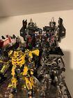 Transformers Masterpiece Movie Series Mpn3 Mpm4 Mpm6 Mpm9 Mpm11 5 Set Extra For Sale