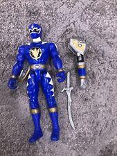 Power Rangers Dino Blue Talking Power Ranger