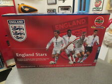 AIRFIX SOCCER FIGURES ENGLAND STARS SPORTING HERO COLLECTIONS MODEL KIT VHTF