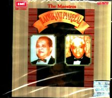 The Maestros Laxmikant Pyarelal - Rare Bollywood CD (First Edition) EMI (UK)