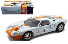 Motor Max 1:12 Gulf Ford GT Concept Diecast Car Model 79639